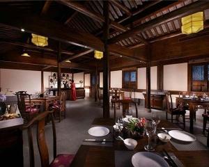 宁波开元十七房精品酒店餐厅