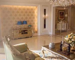 明浦居法式房客厅
